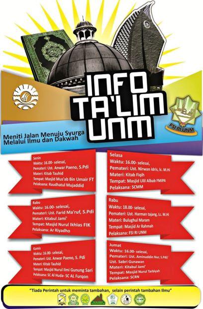 Info Ta'lim UNM